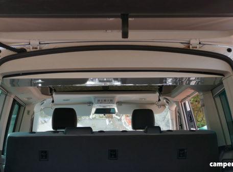 VW T5 California Beach Dachschrank