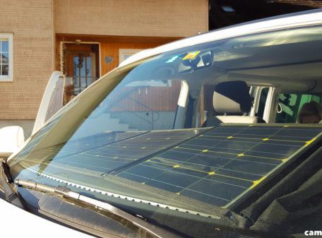 VW T5 Solar