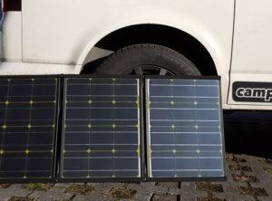 Solar Modul Set VW T5/T6