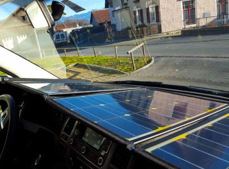 Wohnmobil Solar