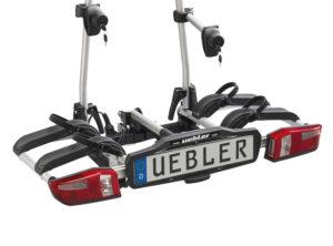 Fahrradtraeger Uebler Velotraeger VW T5 VW T6 California AHK
