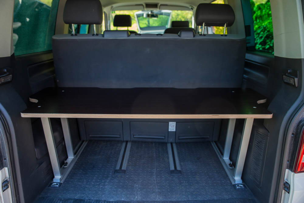 multiflexboard vw t5 und vw t6 multivan aus aluminium. Black Bedroom Furniture Sets. Home Design Ideas