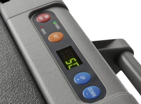 Dometic CF 35 Kühlbox Temperatur Anzeige