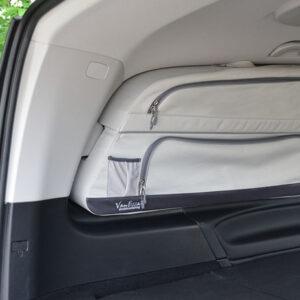Taschen und Stauraum Mercedes V-Klasse / Marco Polo