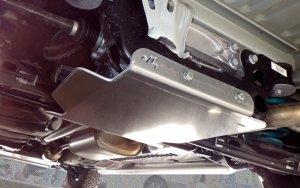 Unterfahrschutz VW T5 – T6 Differential