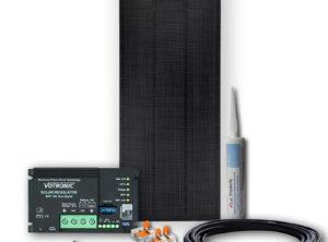 Flexibles Solarmodul Set 110 Watt