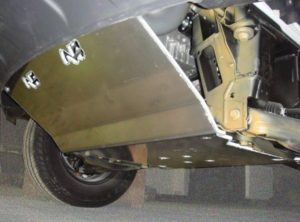 Unterbodenschutz Motor Sprinter