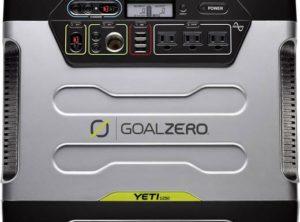 Goal Zero Yeti 1250 AGM