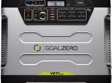 AGM YETI 1250 Batterie