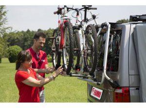 Fahrradträger Carry-Bike VW T6 Pro