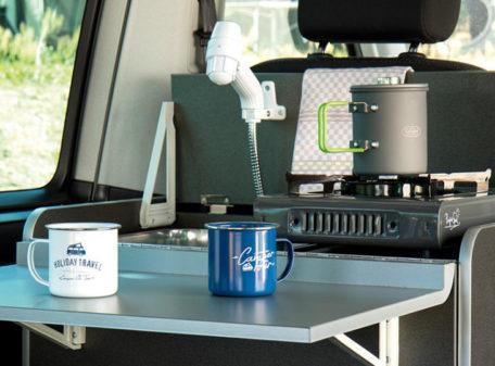Küchenmodul Calicook VW Beach T5 T6 Multivan