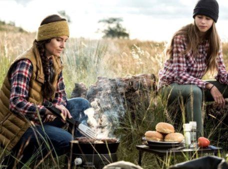 VW California Gasgrill Cadac Safari Chef 2