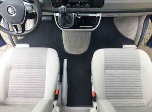 Fahrerhausteppich VW California