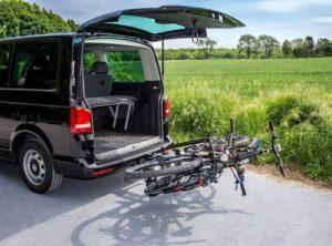 Fahrradträger Eufab Premium II Plus California AHK