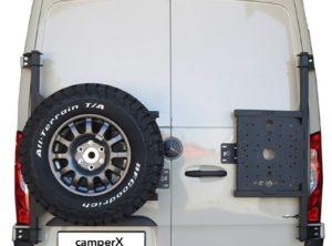 Ersatzradträger Mercedes Sprinter 907