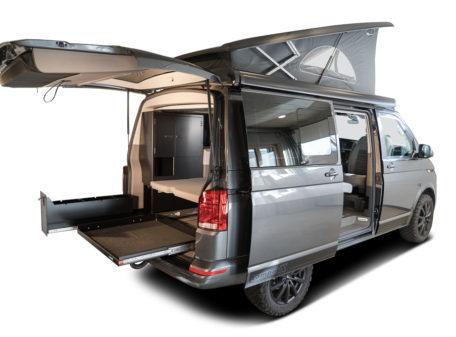 VW California Beach T6.1 Innenausbau